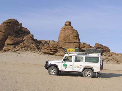 4x4 Hire Botswana Top Gear Botswana Special Land Rover Defender