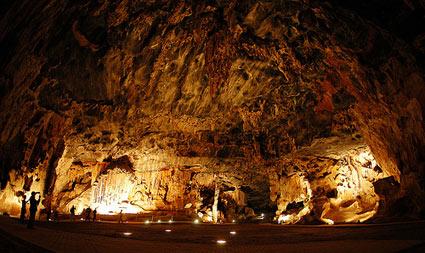 Karoo Oudsthoorn Cango Caves
