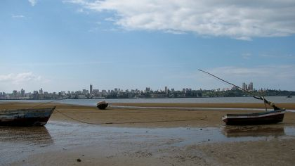 View of Maputo from Catembe