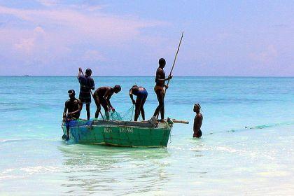Paradise in Nacala, Mozambique