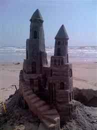 Hout Bay Sandcastle Competition