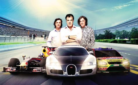 2011 Top Gear Festival Johannesburg