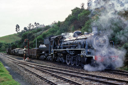 Garden Route-George-train