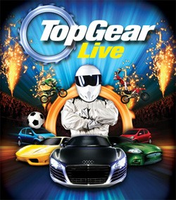 Top Gear Stunt Show South Africa