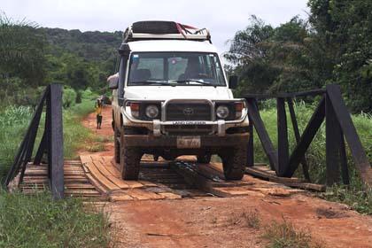 4x4 Botswana Hire Top Gear Botswana Special Toyota land Cruiser
